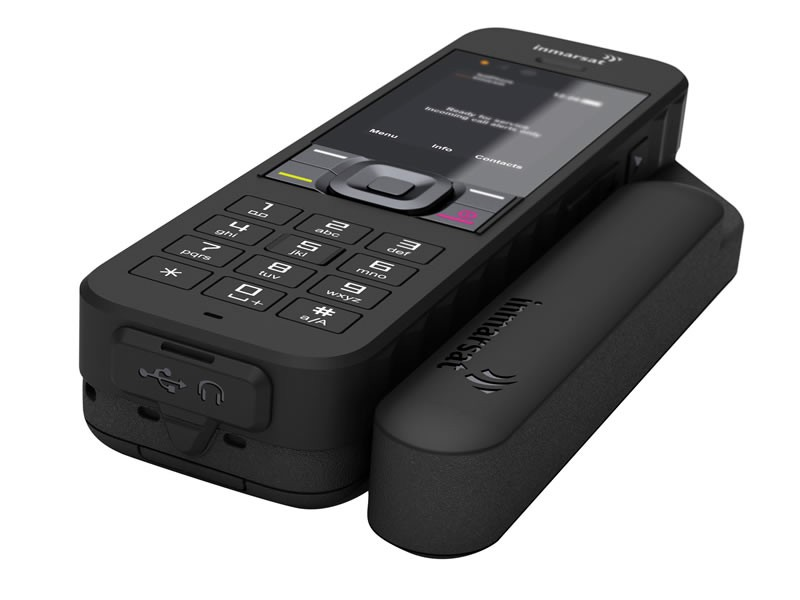 ISAT PHONE 2 - AST Technology Networks